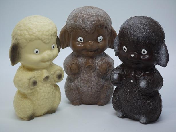 Agneaux assis chocolatier artisan Beauvais Oise