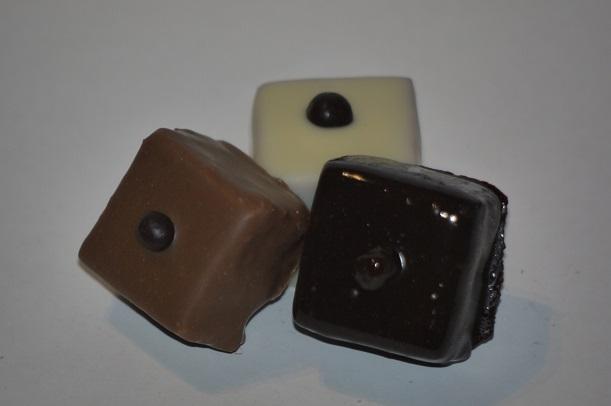Praliné noix du Brésil chocolat au lait, Brésil