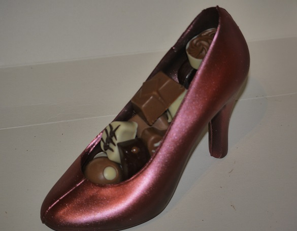 Chaussure Mère Noël