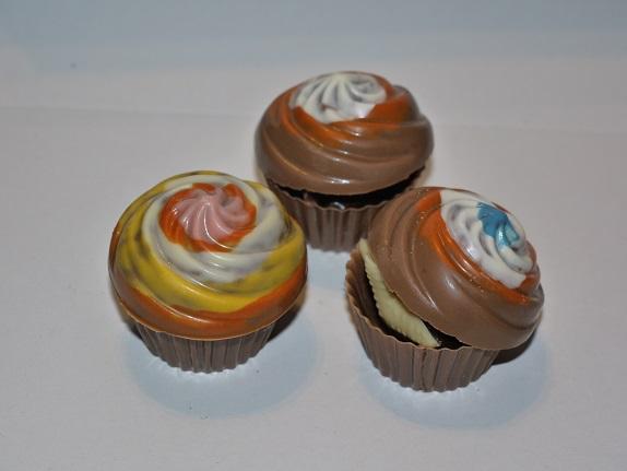 Cupcake garni
