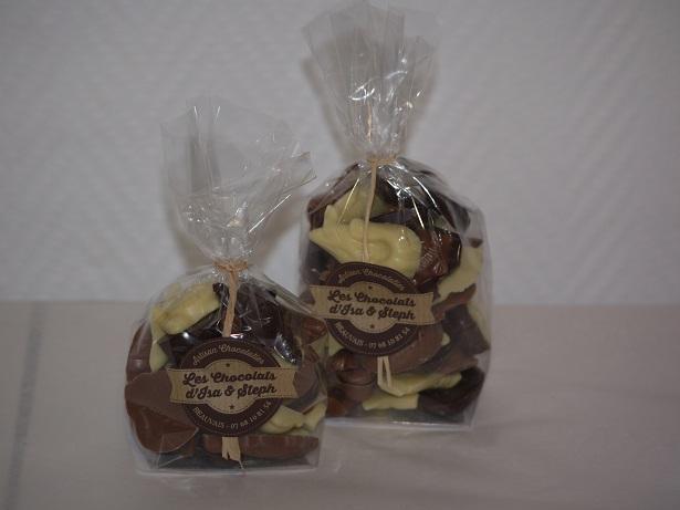Fritures de pâques chocolat artisanal Beauvais Oise