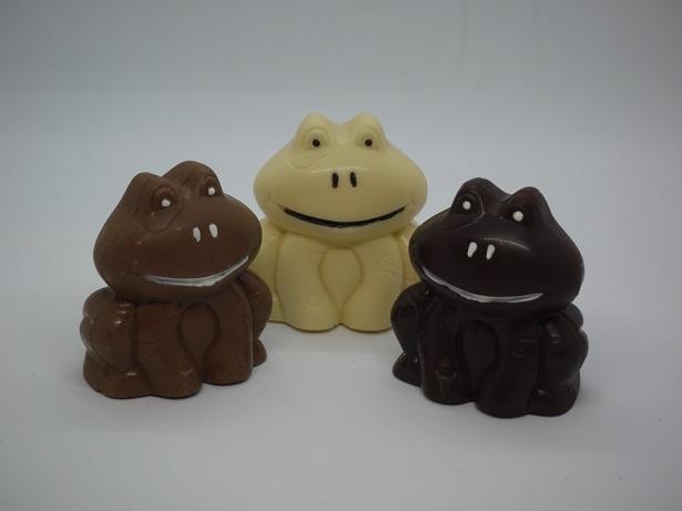 Grenouille artisan chocolatier Beauvais Oise