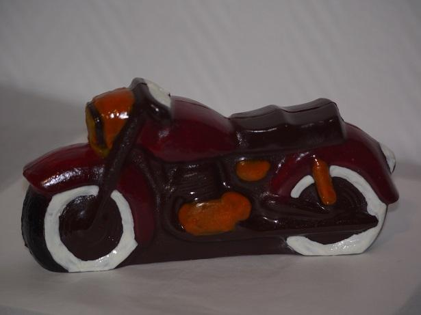 Moto choco noir