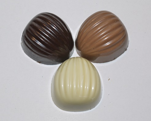 Praliné noisette chocolat blanc, Nocciola