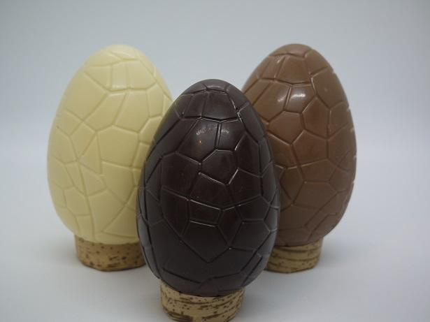 Oeufs craquelés gm chocolat artisanal Beauvais Oise
