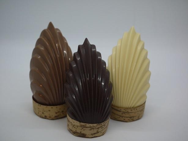 Oeufs flamme pm artisan chocolatier Beauvais Oise