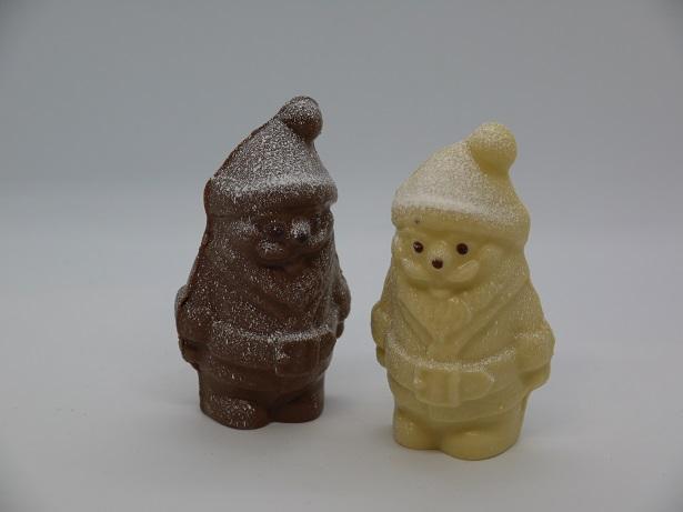 Père noël, artisan chocolatier Beauvais