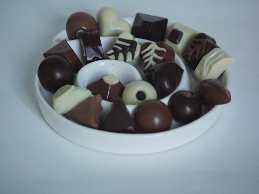 Spirale 3.50€ pièce, peut contenir jusqu'à 150g de chocolats